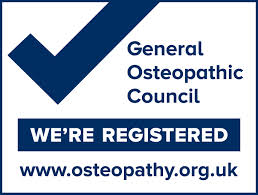 General Osteopath Council Registered