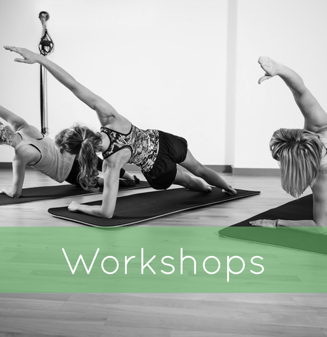 pilates exeter workshops
