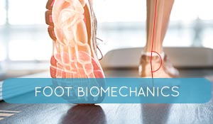 podiatry biomechanics