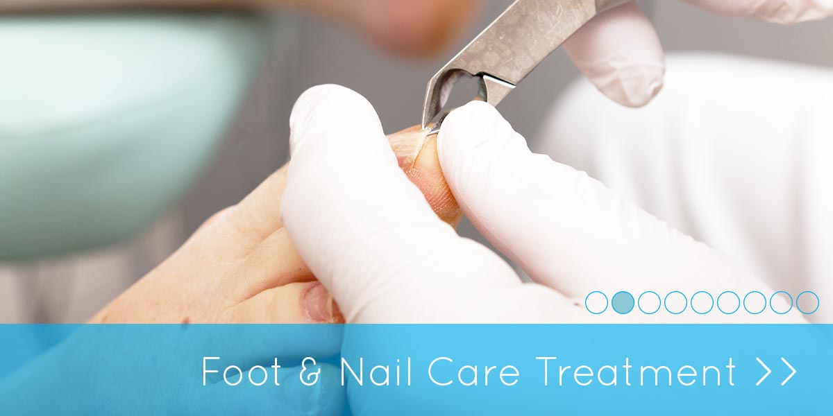 foot & nail care exeter