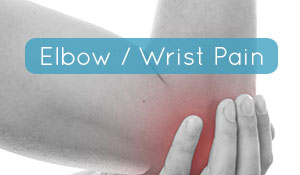 physiotherapy elbow wrist pain