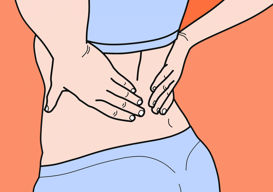 Osteopath back pain tips