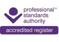 PSA register logo