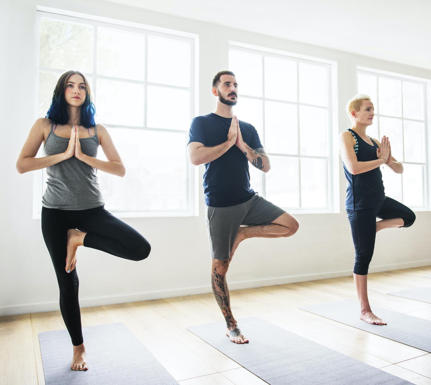 Exeter Yoga